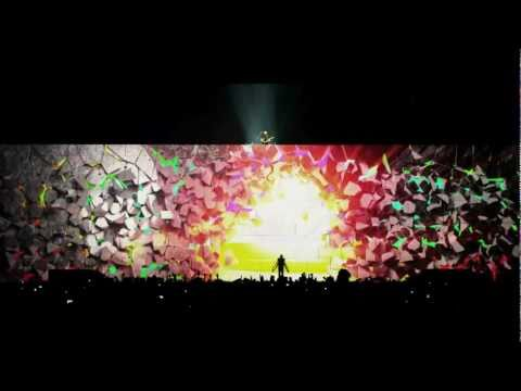 Pink Floyd - Comfortably Numb (Español Subs- Lyrics HD) Live 2011