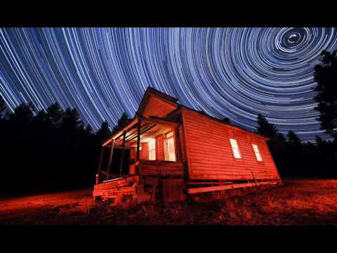 Startrail Timelapse Compilation - Nevada Nights