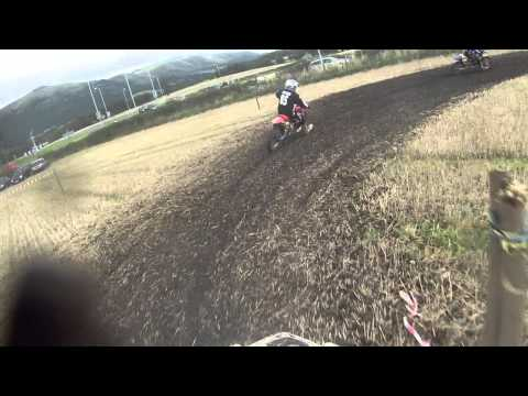 Scottish Twinshock Rd 7 Alloa 2013 Over 40's and Over 50's Race 2