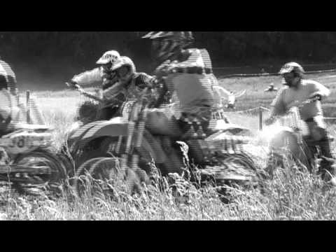 Classic and Twinshock Motocross Fallers (In Monochrome)
