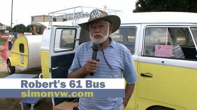 Robert's 61 Bus
