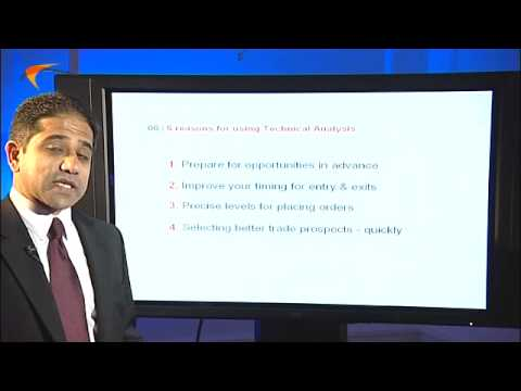Cantos Charts - Masterclass: What is technical analysis?