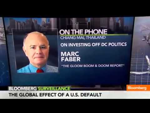 Marc Faber: There Is No Safe Haven Left