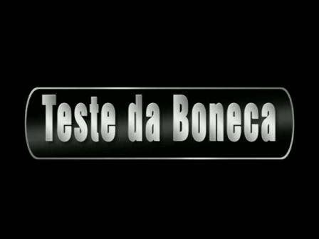 Teste da Boneca no Brasil - Doll Test in Brazil