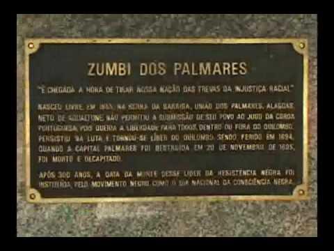 Lavagem da Estátua de Zumbi dos Palmares