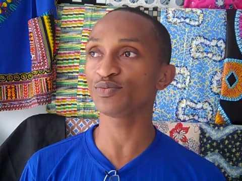 Nova loja de tecidos africanos em Salvador