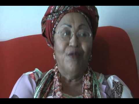 Entrevista Mãe Obaganju parte 1