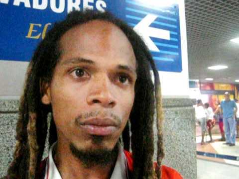 Correio Nagô - entrevista  exclusiva com o estudante Helder Santos, vítima de racismo no RS