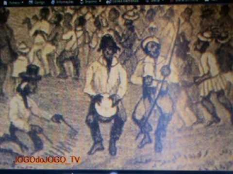 #1 - Capoeira SEC. XIX - (English subtitles) - Carlos Eugênio - (JOGOdoJOGO_TV)