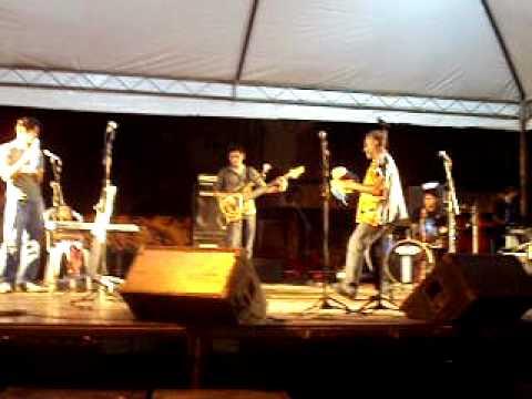 Banda Conexão Tribal na Virada Cultural de Manaus-AM 2011.