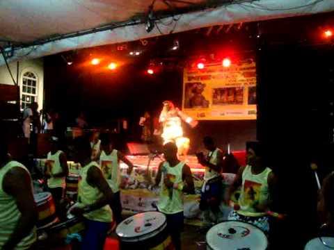 Bloco Afro Os Negões sergio Baleiro.mpg