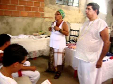 Oficina do projeto Caravana do Axé no Ilê Olorofibô (parte 02)