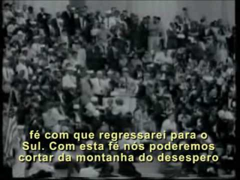 Discurso Martin Luther King (legendas português)