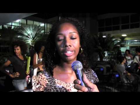 TV Correio Nagô -  Palestra com Kumi Rauf - I love being black