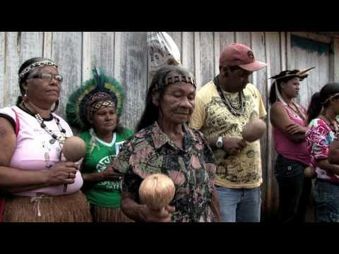 Encontro de Mulheres Indígenas da Bahia-Parte 2