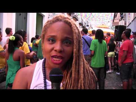 Vivian Caroline para o BBN-Brazil Black News