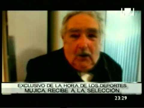 """José Mujica: """"esses caras da FIFA são um bando de filhos da p**"""""""