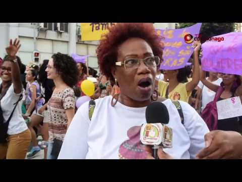 NEM UMA A MENOS: Na luta e no luto mulheres vão às ruas por direitos