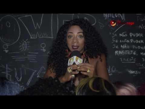 Carla Leão - Mona Bamburusema Wig Hair