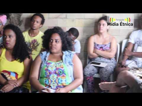Curso de Formação em Mídia Étnica
