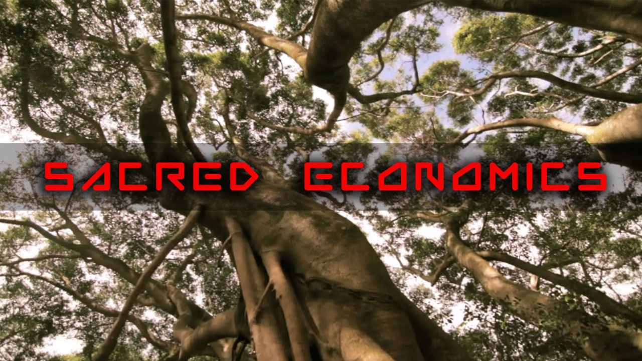 Sacred Economics with Charles Eisenstein - A Short Film