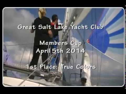 True Colors - 1st Place Members Cup 2014 - Great Salt Lake Yacht Club