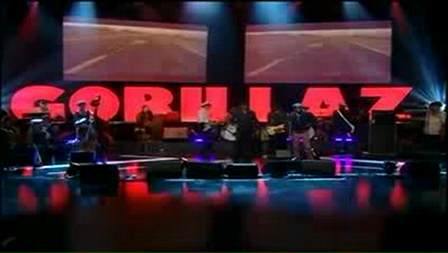 Gorillaz   Stylo Live In The Jools Holland Show (HD)