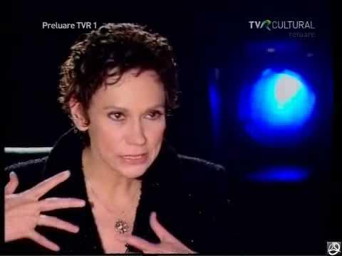 """Profesionistii - Oana Pellea (4)- """"Sa nu uiti niciodata ca viata e pe zile!"""""""
