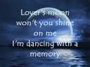 LOVER'S MOON - GLENN FREY