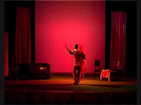 Dorina Roman . Marian Tret . Dans comic. Tango.
