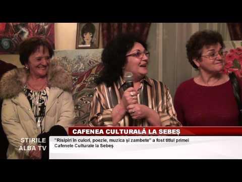 """Cafenea culturală """"Risipiri în culori, muzică, poezie şi zâmbete"""""""