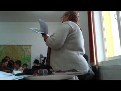 Cafenea literara in preajma sarbatorii de 1 decembrie -Galda de Jos 2012
