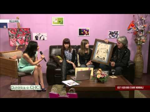 DUMINICA E CHIC - O FAMILIE DE ARTISTI 06.01.2012- La ALBA TV