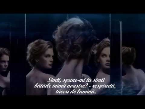 IRINA LUCIA MIHALCA - Simți, spune-mi, tu simți?