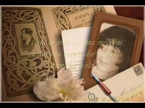 Simfonia picăturilor noastre - Irina Lucia Mihalca