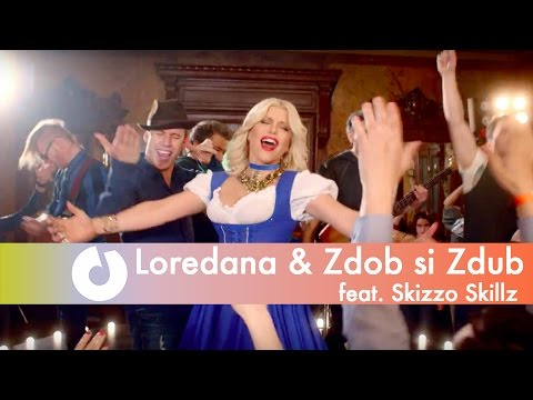 Loredana & Zdob si Zdub feat. Skizzo Skillz - La carciuma de la drum (Official Music Video)