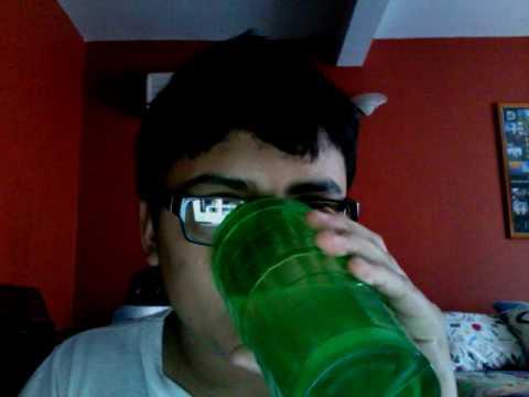 Abraham Drinks Water