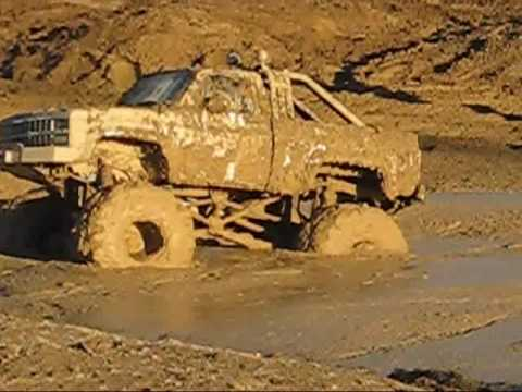 Muddy Job