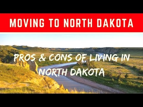 Moving to North Dakota