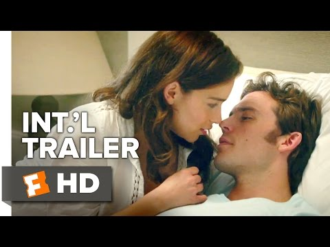 Me Before You Official International Trailer #1 (2016) -  Emilia Clarke, Sam Claflin Movie HD