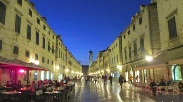 report eTwinning Dubrovnik