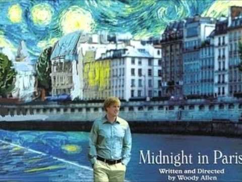Midnight in Paris (Guitar background music)