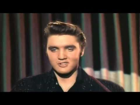 Elvis Presley - Here Comes Santa Claus - HD video