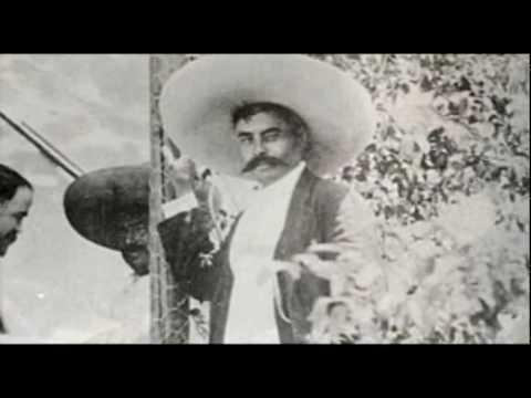 Carta A Zapata Y LA Muerte De Emiliano Zapata