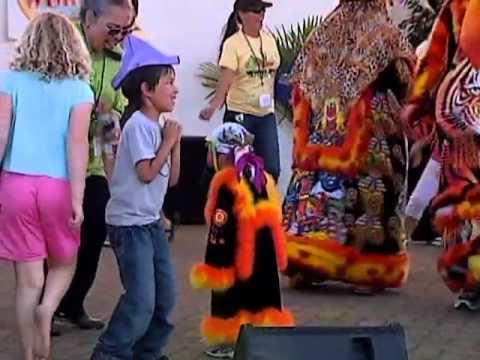 World Beat 2011: Chinelos de Morelos ORGULLO MORELENSE CEMIAC
