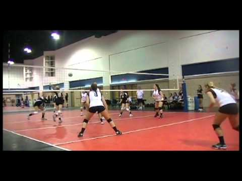 Amber Peone Recruiting Volleyball