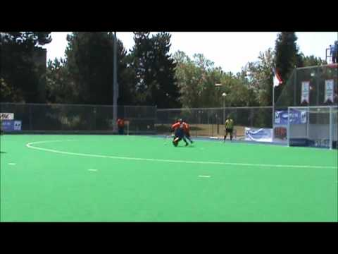 Madeleine Cho- Class of 2012- Field Hockey Goalkeeper
