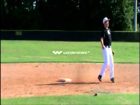 Baseball College Recruit Video Trevor Nanney Class of 2013