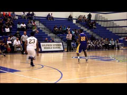 Buc Odie Highlights North Lamar vs Sulphur Springs Game Tues 12/4