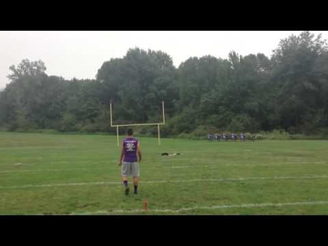 Joey Vore- Lexington, Ohio- Kickoffs & Field Goals